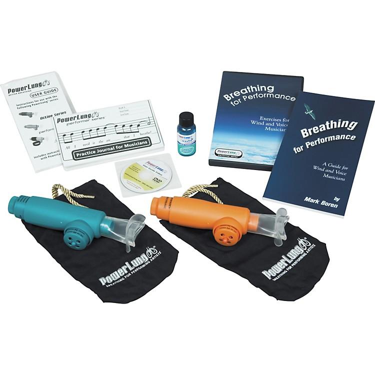 PowerLungPerformer Series Box Set