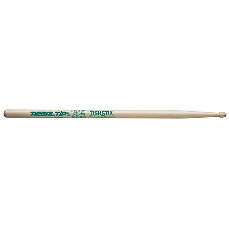 Regal TipPerformer Series Brian Tichy TishStix DrumsticksWood Tip