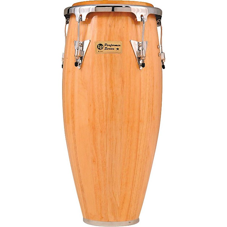 LPPerformer Series Conga with Chrome Hardware11 in. QuintoNatural