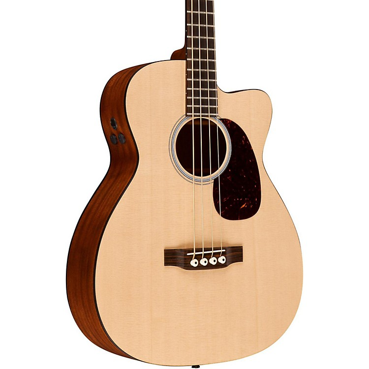 MartinPerforming Artist Series BCPA4 4-String Acoustic-Electric Bass GuitarNatural