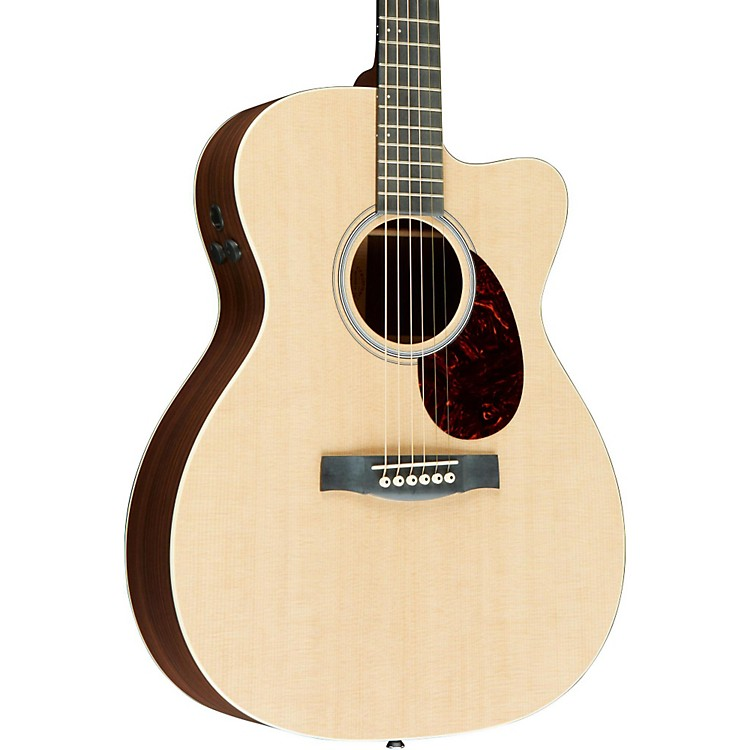 Martin Performing Artist Series Custom OMCPA4 Rosewood Orchestra Acoustic-Electric Guitar Rosewood