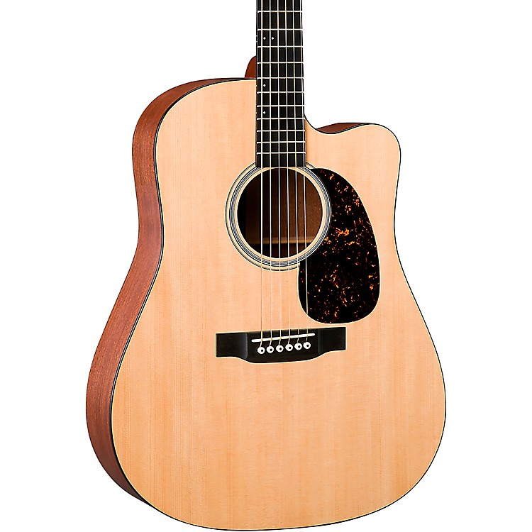 Martin Performing Artist Series DCPA4 Cutaway Dreadnought Acoustic-Electric Guitar Natural