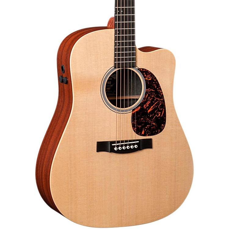 Martin Performing Artist Series DCPA5 Cutaway Dreadnought Acoustic Guitar Natural