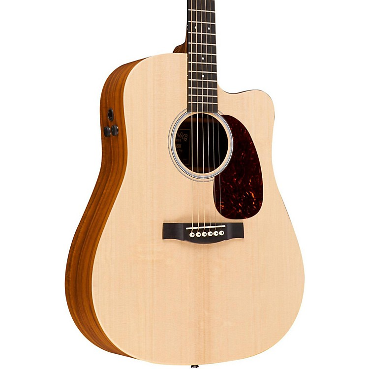 Martin Performing Artist Series DCPA5K Dreadnought Acoustic-Electric Guitar Natural