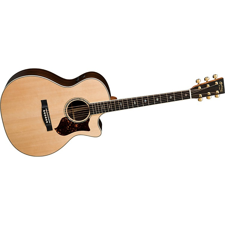 Martin Performing Artist Series GPCPA2 Acoustic-Electric Guitar Natural