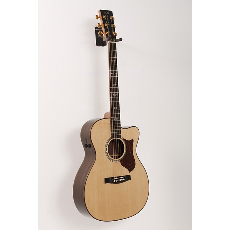 Martin Performing Artist Series OMCPA1 Plus Cutaway Orchestra Model Acoustic-Electric Guitar Natural 886830436062
