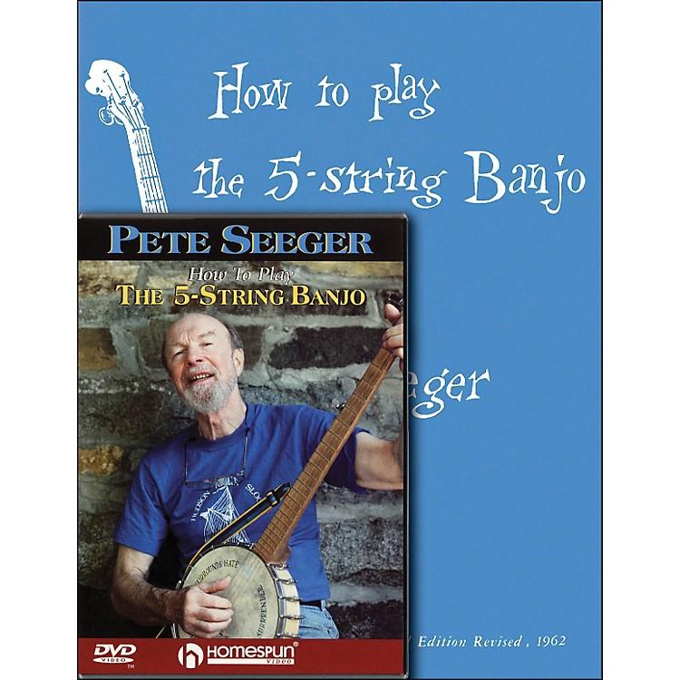 Hal LeonardPete Seeger Banjo Mega Pack