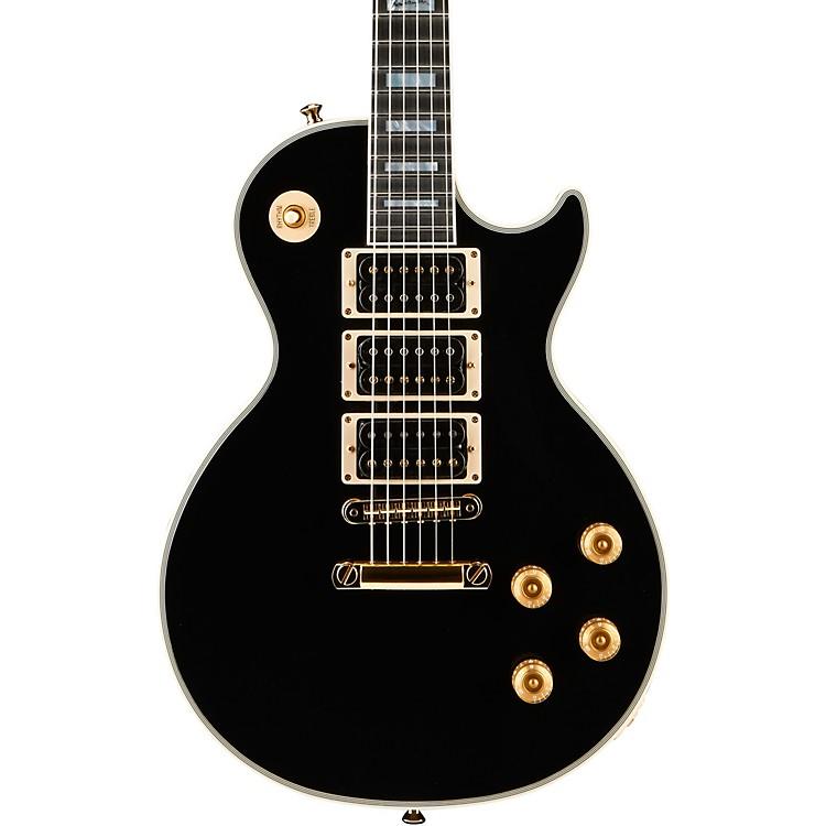 Gibson CustomPeter Frampton Les Paul CustomEbonyGold Hardware