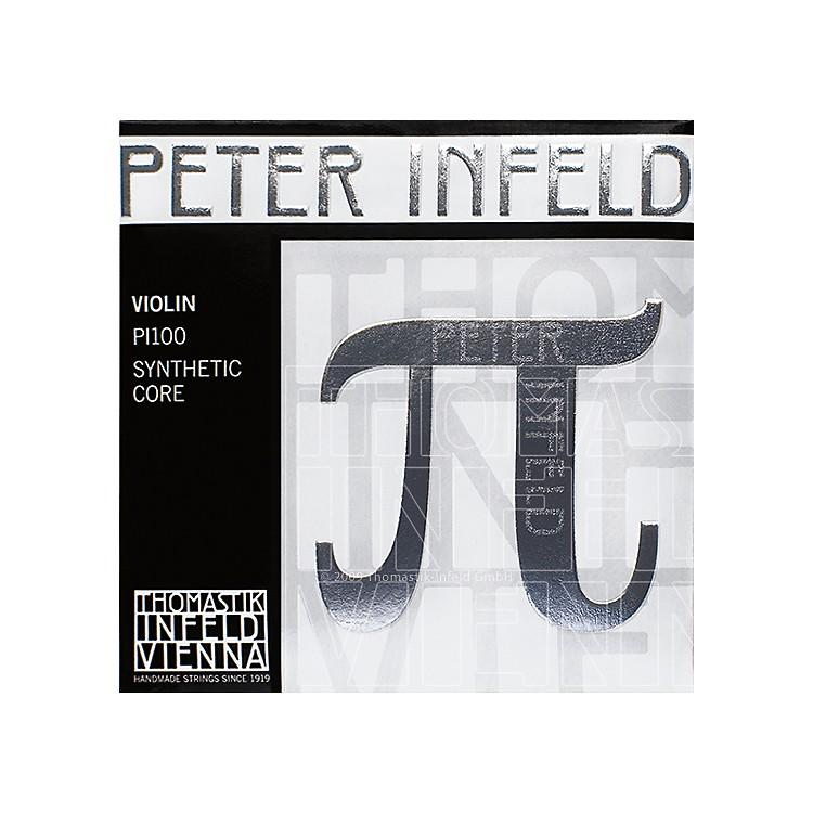 ThomastikPeter Infeld 4/4 Size Violin Strings4/4 SizeSilver D String