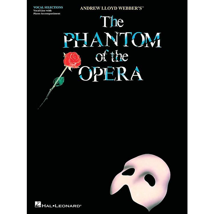 Hal LeonardPhantom Of The Opera - Vocal Selections (Voice With Piano Accompaniment)