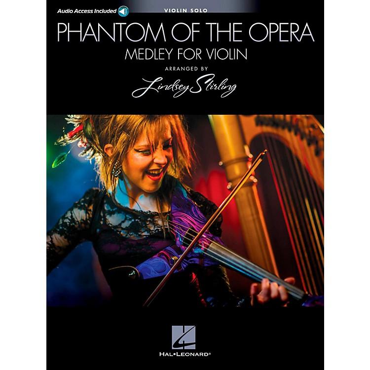 Hal LeonardPhantom Of The Opera: Lindsey Sterling Medley Book/Online Audio