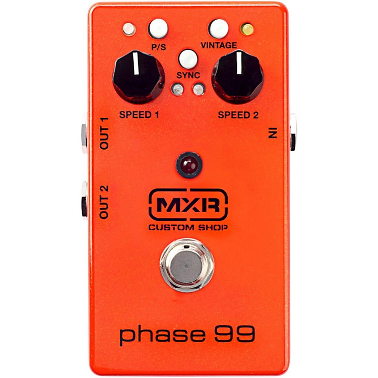 MXR Custom Shop Phase 99 Guitar Effects Pedal