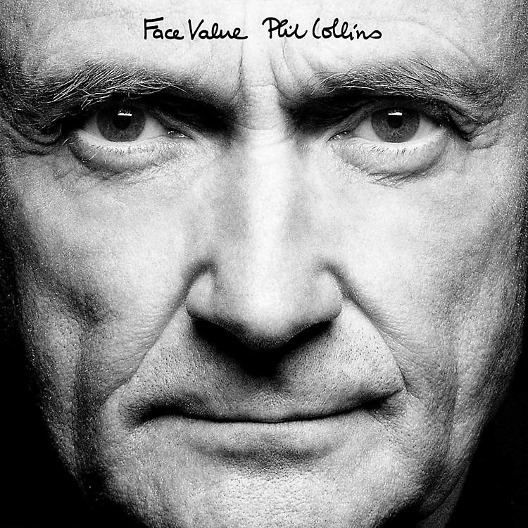 WEAPhil Collins Face Value LP