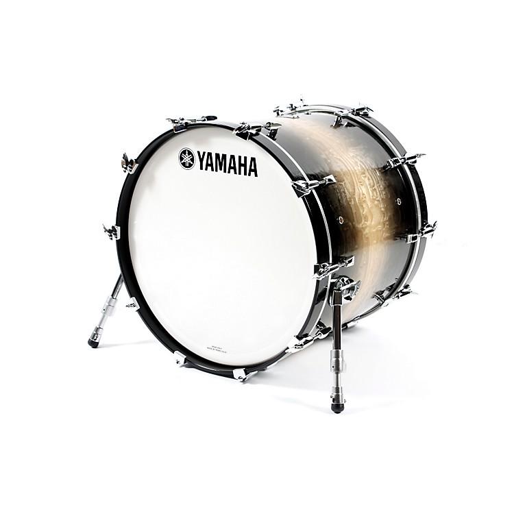 YamahaPhoenix Bass Drum without Tom Mount22 x 18 in.Textured Black Sunburst