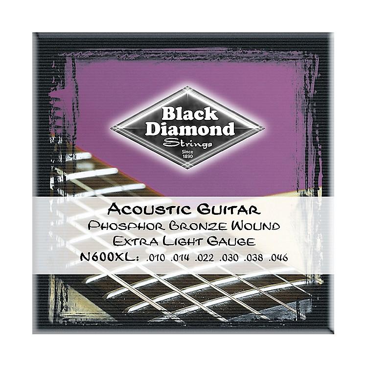 Black DiamondPhosphor Bronze Acoustic Guitar Strings