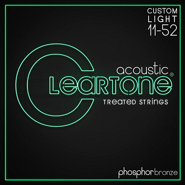CleartonePhosphor-Bronze Extra Light Acoustic Guitar Strings
