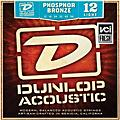 Dunlop Phosphor Bronze Light Acoustic Guitar Strings
