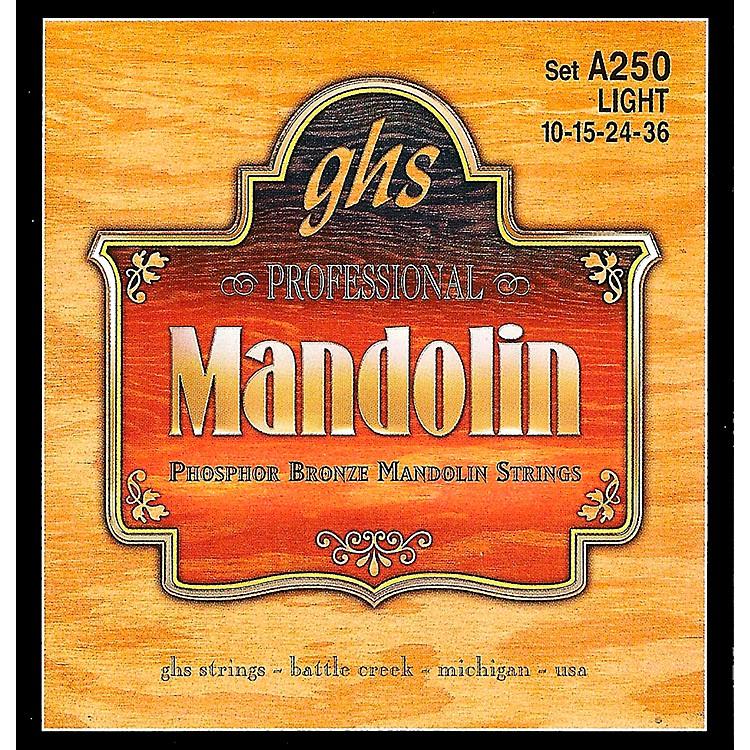 GHSPhosphor Bronze Mandolin Strings Light