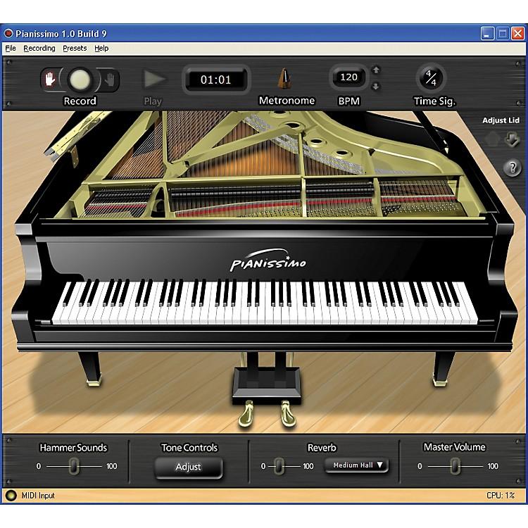 AcousticaPianissimo Virtual Grand Piano