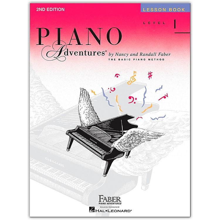 Faber MusicPiano Adventures Lesson Book Level 1