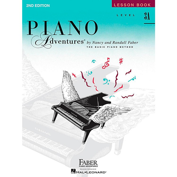 Faber Music Piano Adventures Lesson Book Level 3A