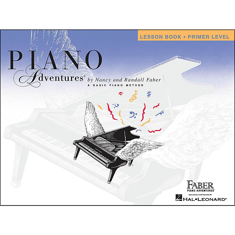 Faber MusicPiano Adventures Lesson Book Primer Level