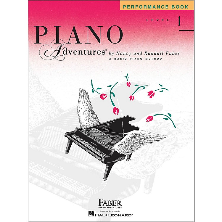 Faber Music Piano Adventures Performance Book Level 1