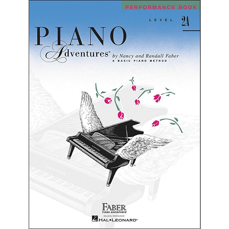 Faber Music Piano Adventures Performance Book Level 2A