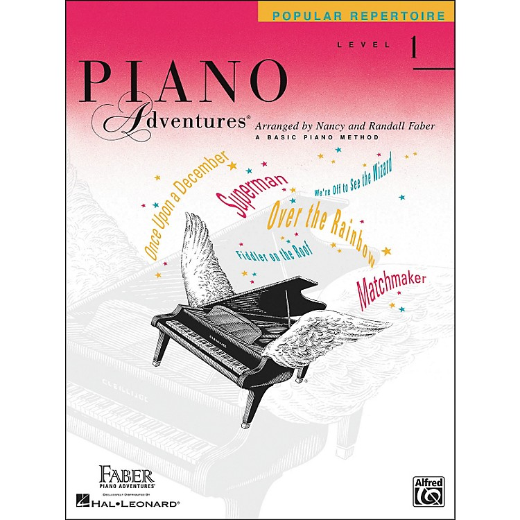 Faber Piano Adventures Piano Adventures Popular Repertoire Level 1 - Faber Piano