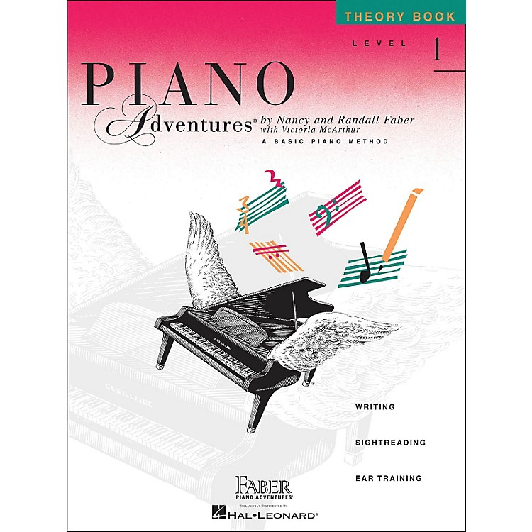 Faber Piano AdventuresPiano Adventures Theory Book Level 1
