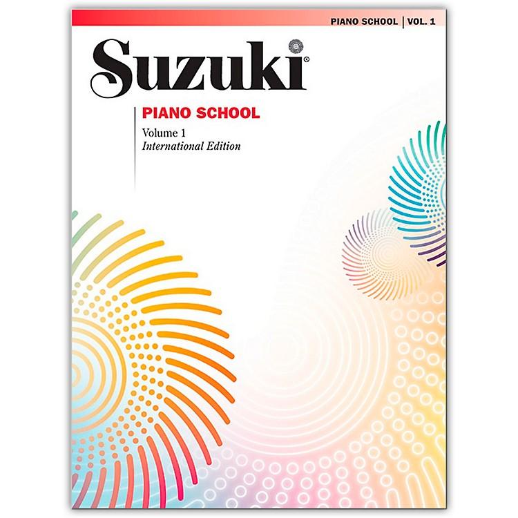 SuzukiPiano School New International Edition Piano Book Volume 1