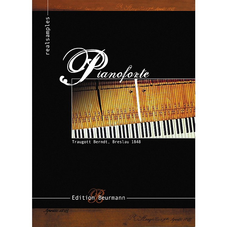 Best ServicePianoforte Sample Library Software