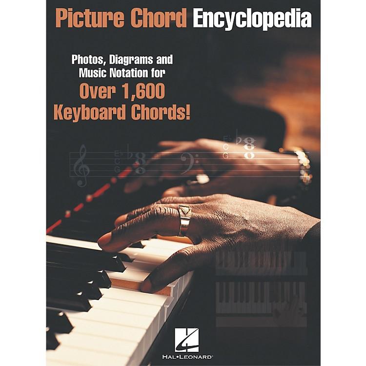 Hal LeonardPicture Chord Encyclopedia for Keyboard