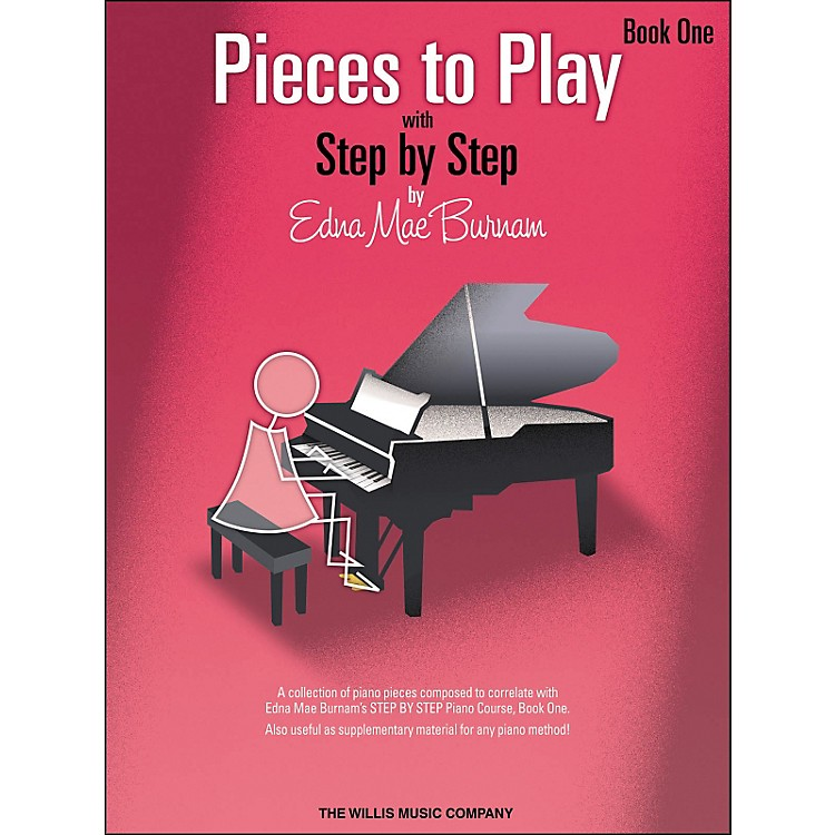 Willis Music Pieces To Play Book 1