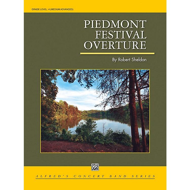 AlfredPiedmont Festival Overture - Grade 4 (Medium Difficult)
