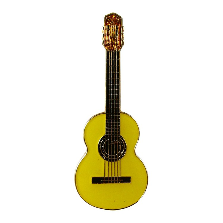 AIM Pin Classical Guitar Natural