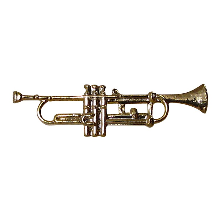 AIM Pin Trumpet Brass