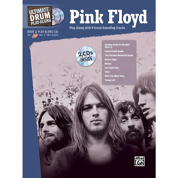 AlfredPink Floyd - Ultimate Drum Play-Along (Book/2-CD Set)