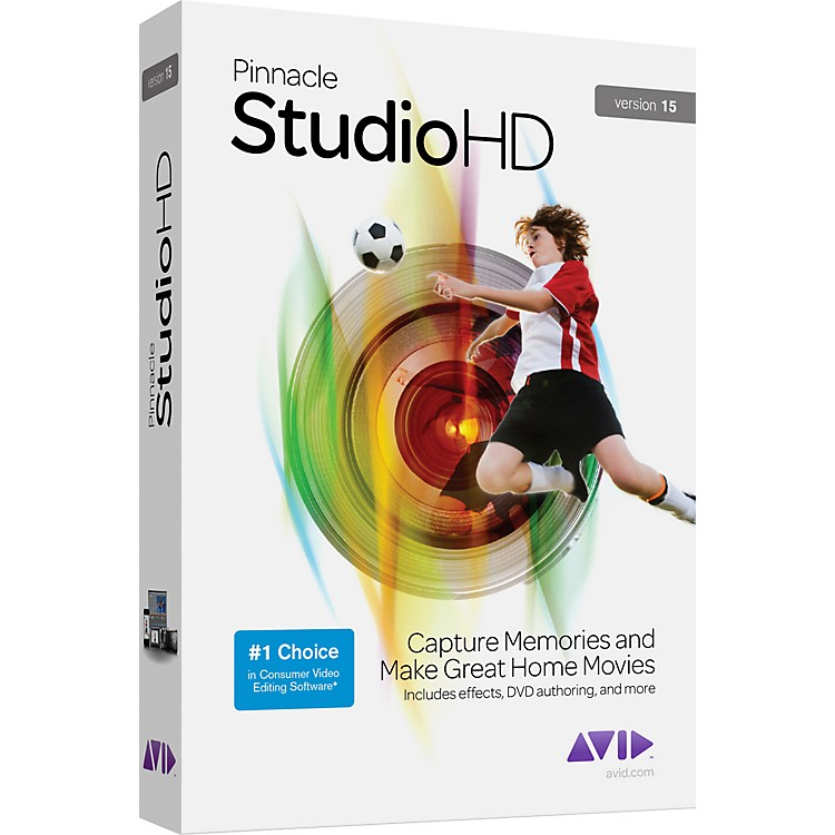 Pinnacle Pinnacle Studio HD Version 15