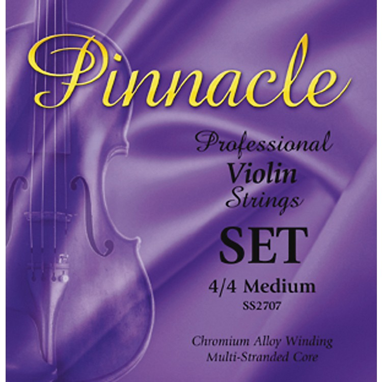 Super Sensitive Pinnacle Violin Strings