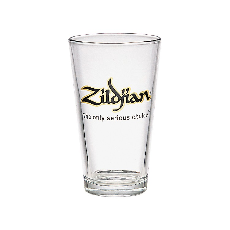 ZildjianPint Glass