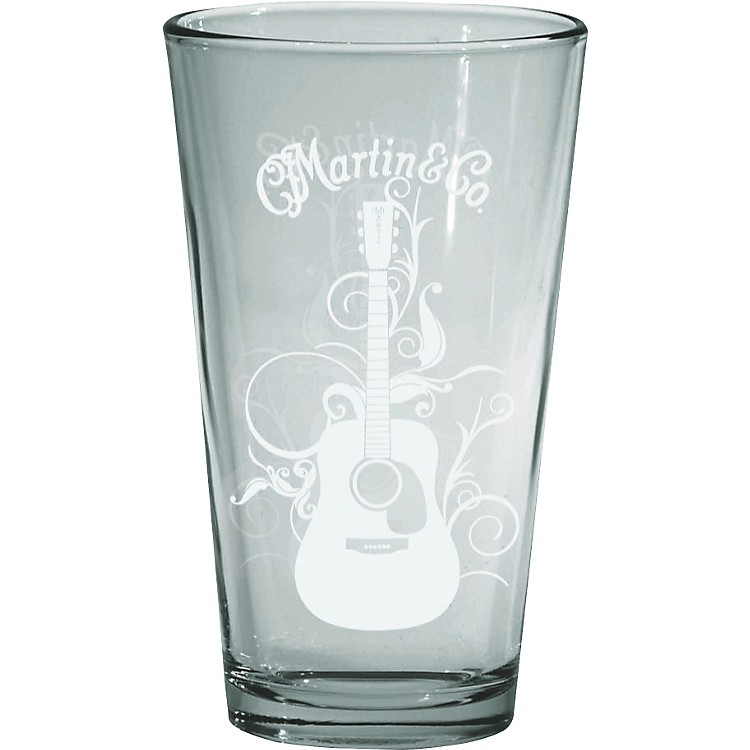 Martin Pint Glass
