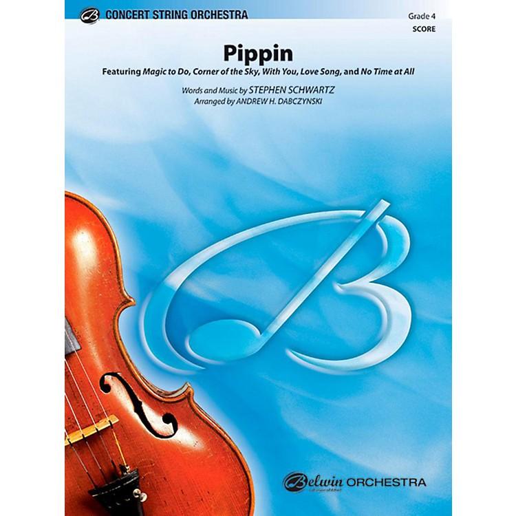 AlfredPippin String Orchestra Level 4 Set