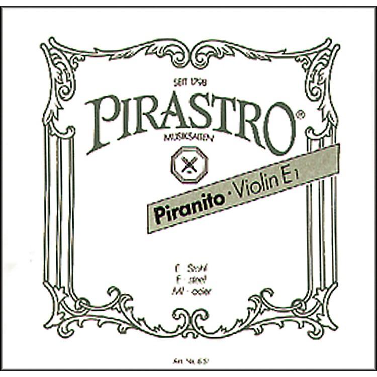 PirastroPiranito Series Violin D String1/4-1/8 Size