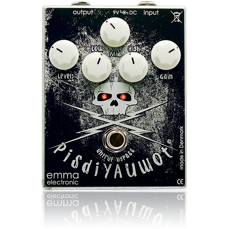 Emma ElectronicPisdiYAUwot Metal Distortion Guitar Effects Pedal