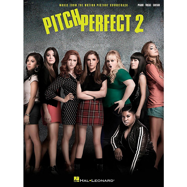 Hal LeonardPitch Perfect 2 - Music From The Motion Picture Soundtrack for Piano/Vocal/Guitar