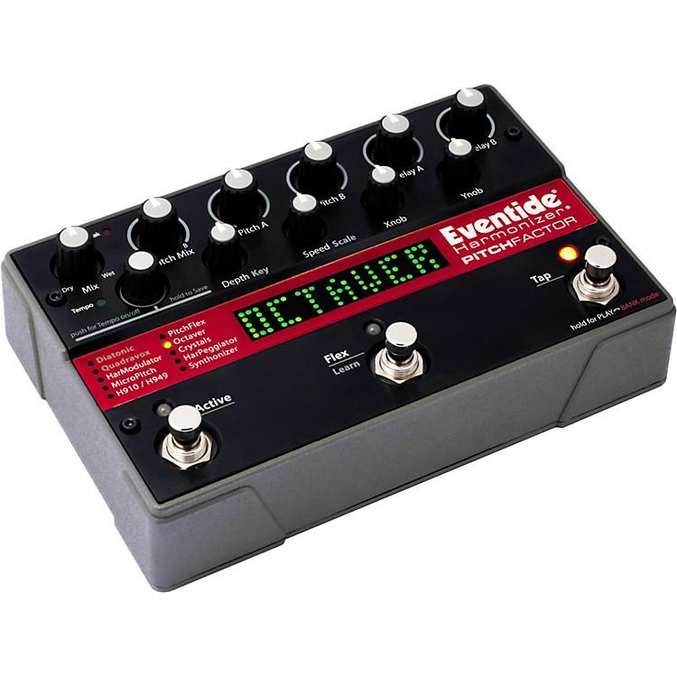 EventidePitchFactor Harmonizer Guitar Multi Effects Pedal