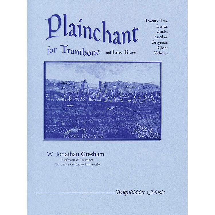 Carl FischerPlanchant for Trombone Book