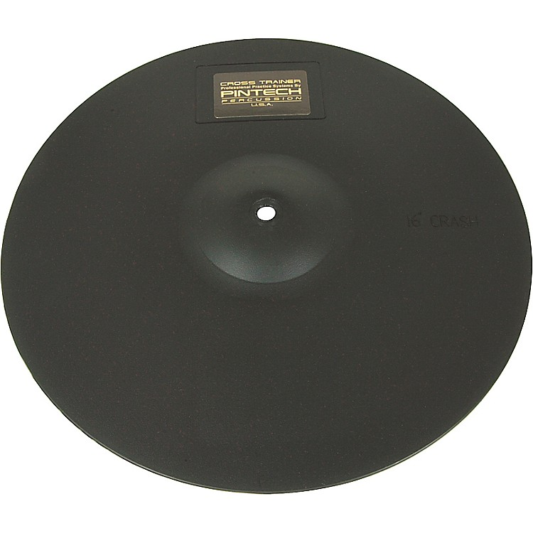 Pintech Plastic Practice Cymbal  16 in.