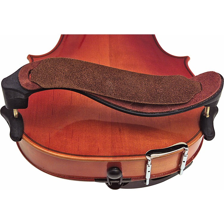 Mach One Plastic Violin Shoulder Rest Plastic With Leather Strap